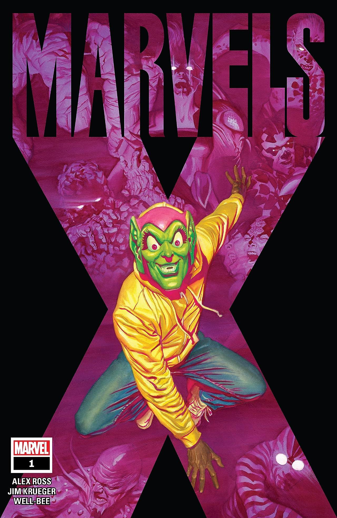 Marvels X (2020) No.1 (sur 6)