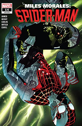 Miles Morales: Spider-Man (2018-) No.14