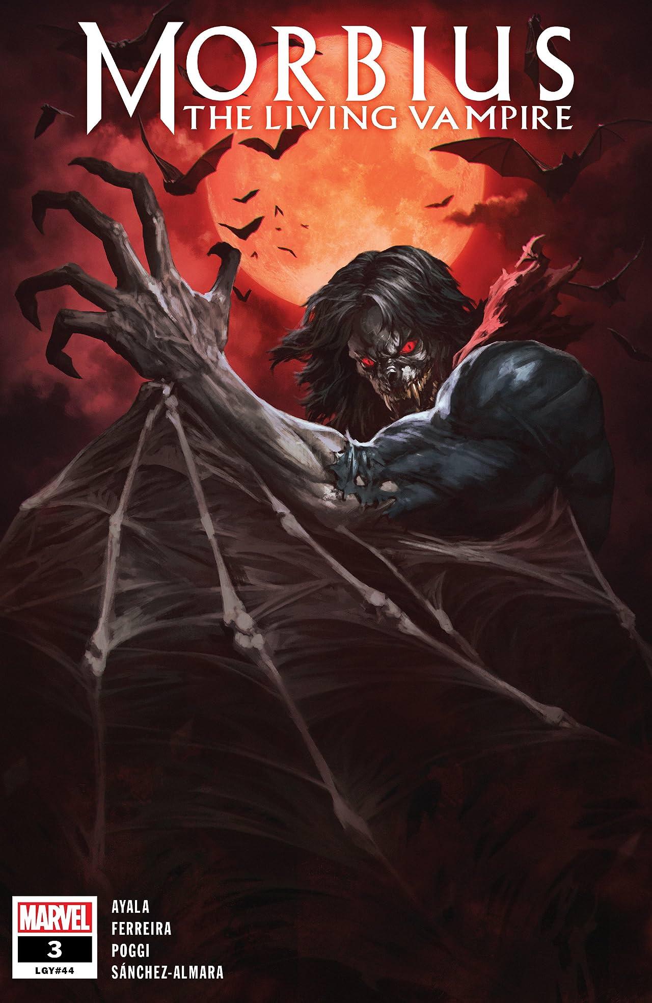 Morbius (2019-) No.3