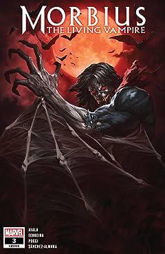 Morbius (2019-) #3