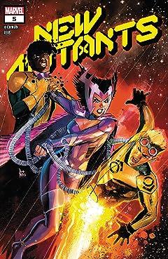 New Mutants (2019-) #5
