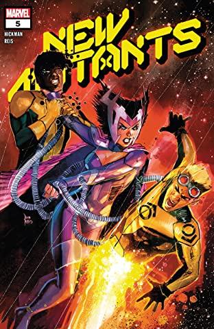 New Mutants (2019-) No.5