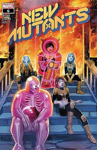 New Mutants (2019-) #6