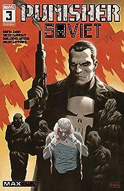 Punisher: Soviet (2019-2020) #3 (of 6)