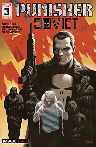 Punisher: Soviet (2019-2020) #3 (of 6)