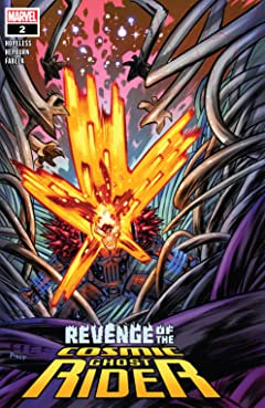 Revenge Of The Cosmic Ghost Rider (2019-2020) #2 (of 5)
