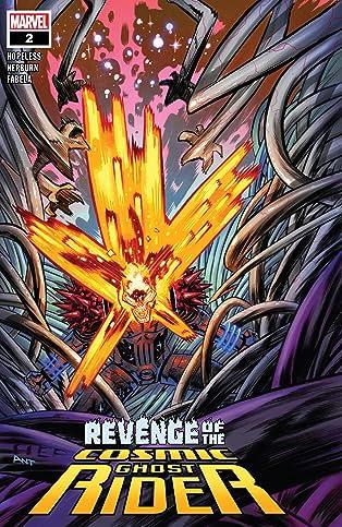 Revenge Of The Cosmic Ghost Rider (2019-) #2 (of 5)