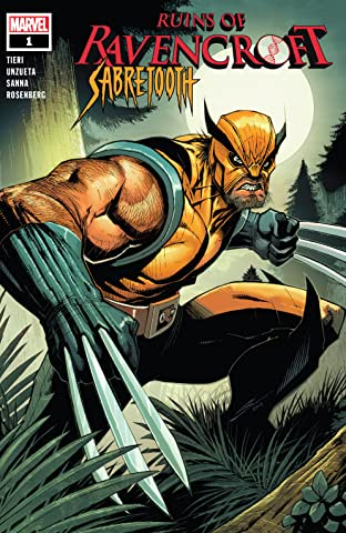 Ruins Of Ravencroft: Sabretooth (2020) No.1