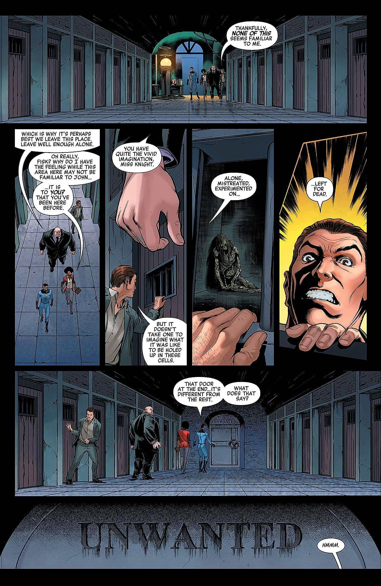 Ruins Of Ravencroft: Sabretooth (2020) #1