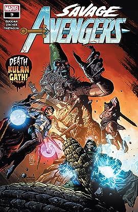Savage Avengers (2019-) #9