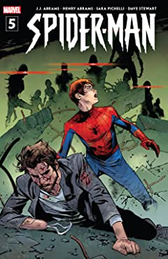 Spider-Man (2019-) #5 (of 5)