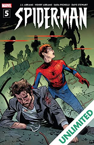 Spider-Man (2019-2020) #5 (of 5)