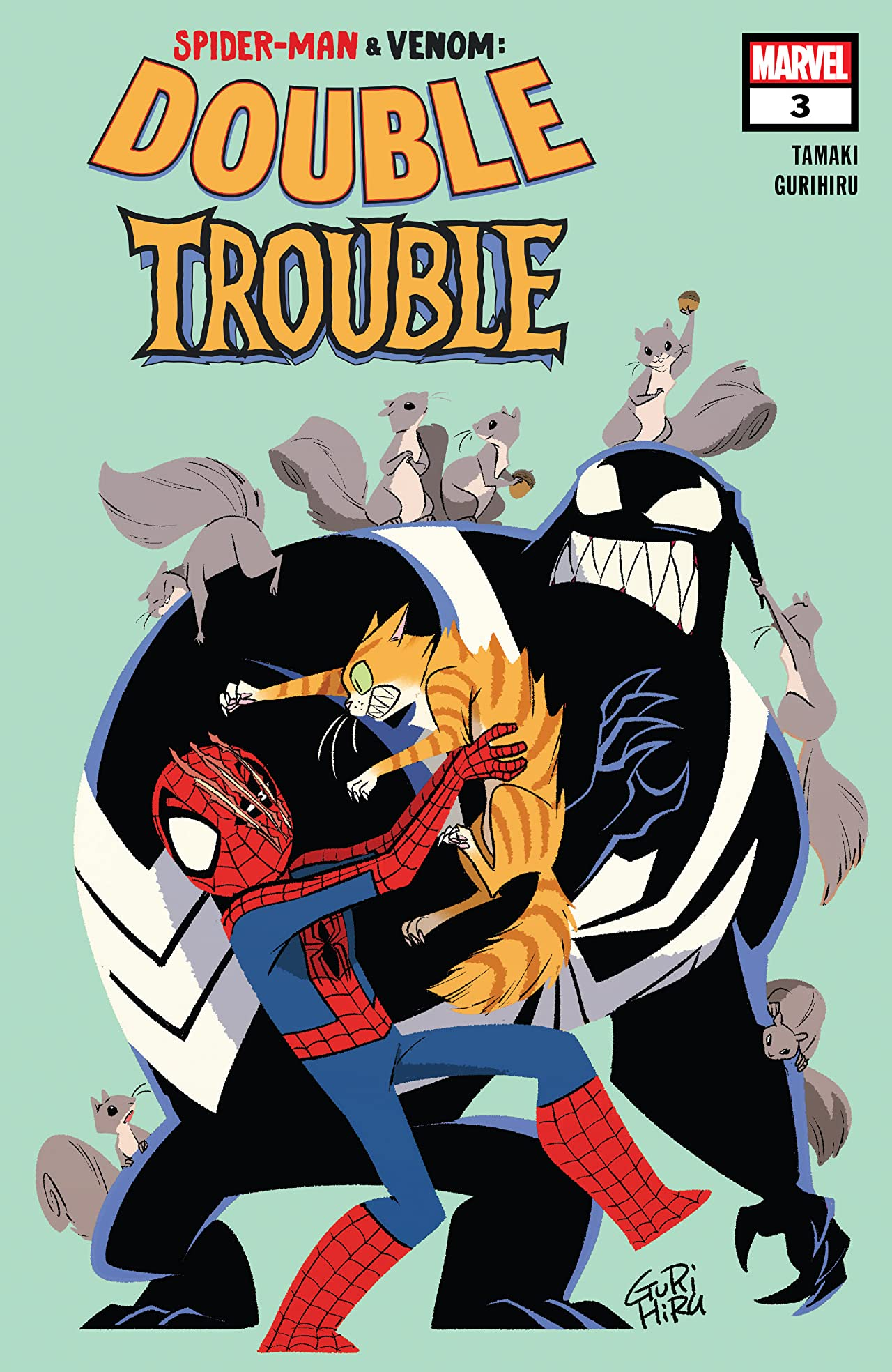 Spider-Man & Venom: Double Trouble (2019-) No.3 (sur 4)