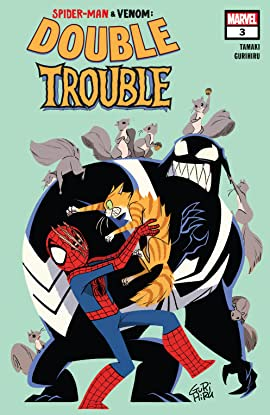 Spider-Man & Venom: Double Trouble (2019-) #3 (of 4)