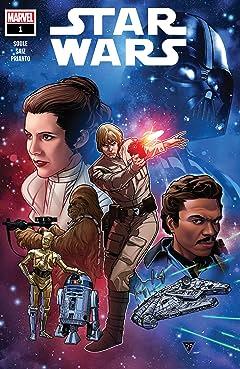 Star Wars (2020-) #1