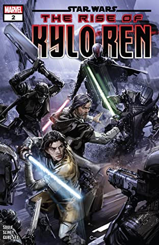 Star Wars: The Rise Of Kylo Ren (2019-) #2 (of 4)