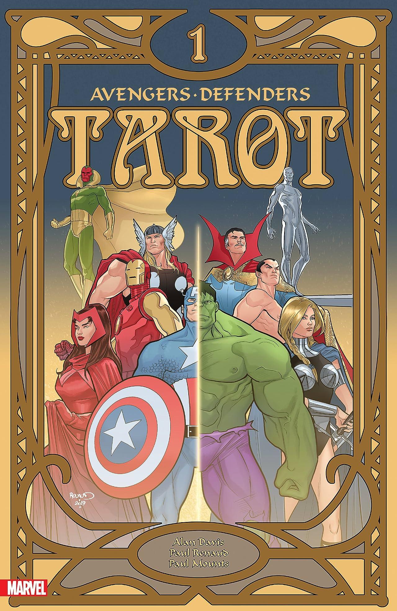 Tarot (2020) No.1 (sur 4)