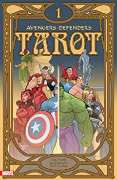Tarot (2020) #1 (of 4)