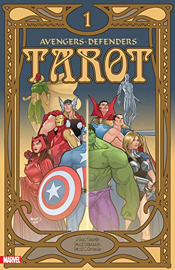 Tarot (2020) #1 (of 4)