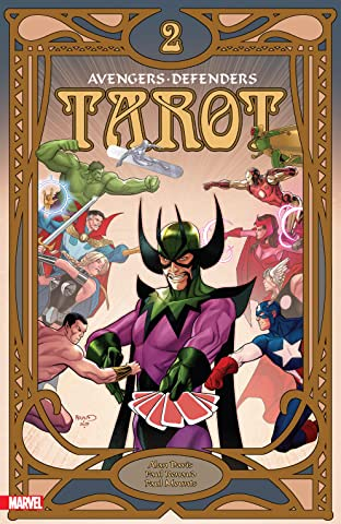 Tarot (2020) #2 (of 4)