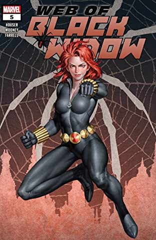 The Web Of Black Widow (2019-) #5 (of 5)