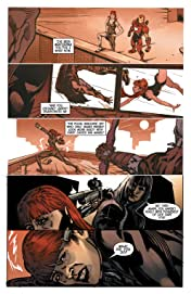 The Web Of Black Widow (2019-2020) #5 (of 5)