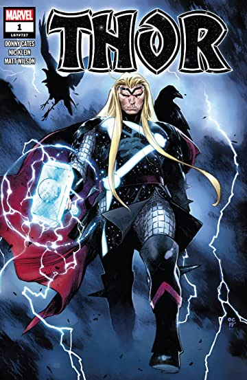 Thor (2020-) #1: Director's Cut