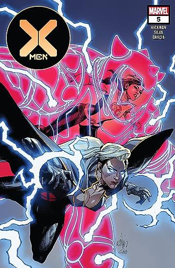 X-Men (2019-) #5