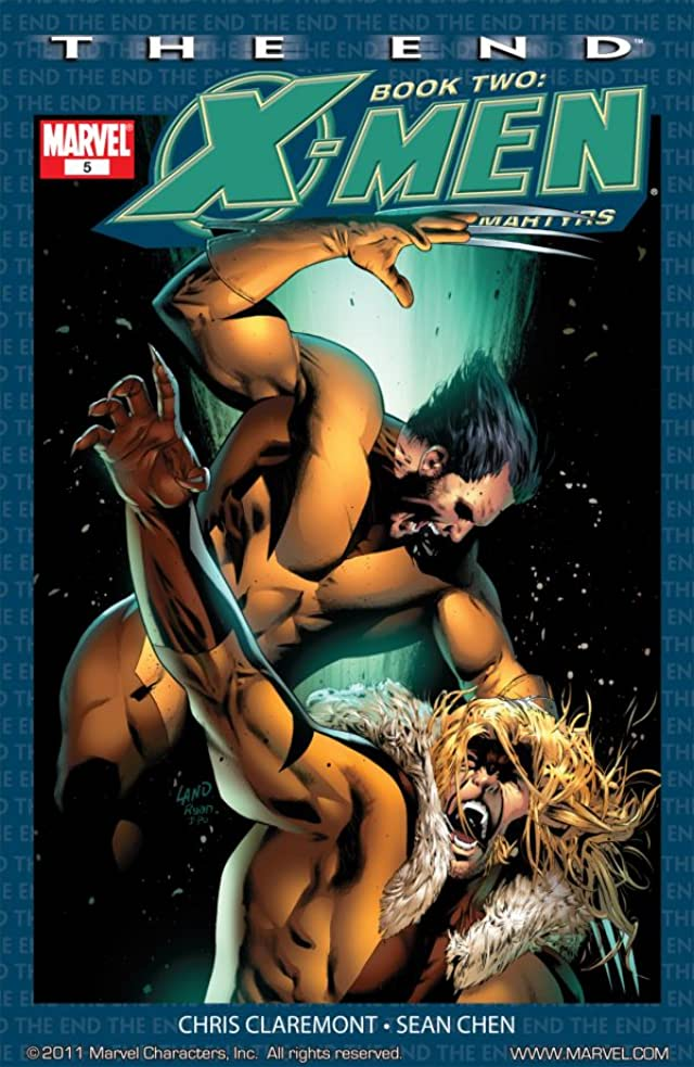 X-Men: The End #5: Heroes and Martyrs