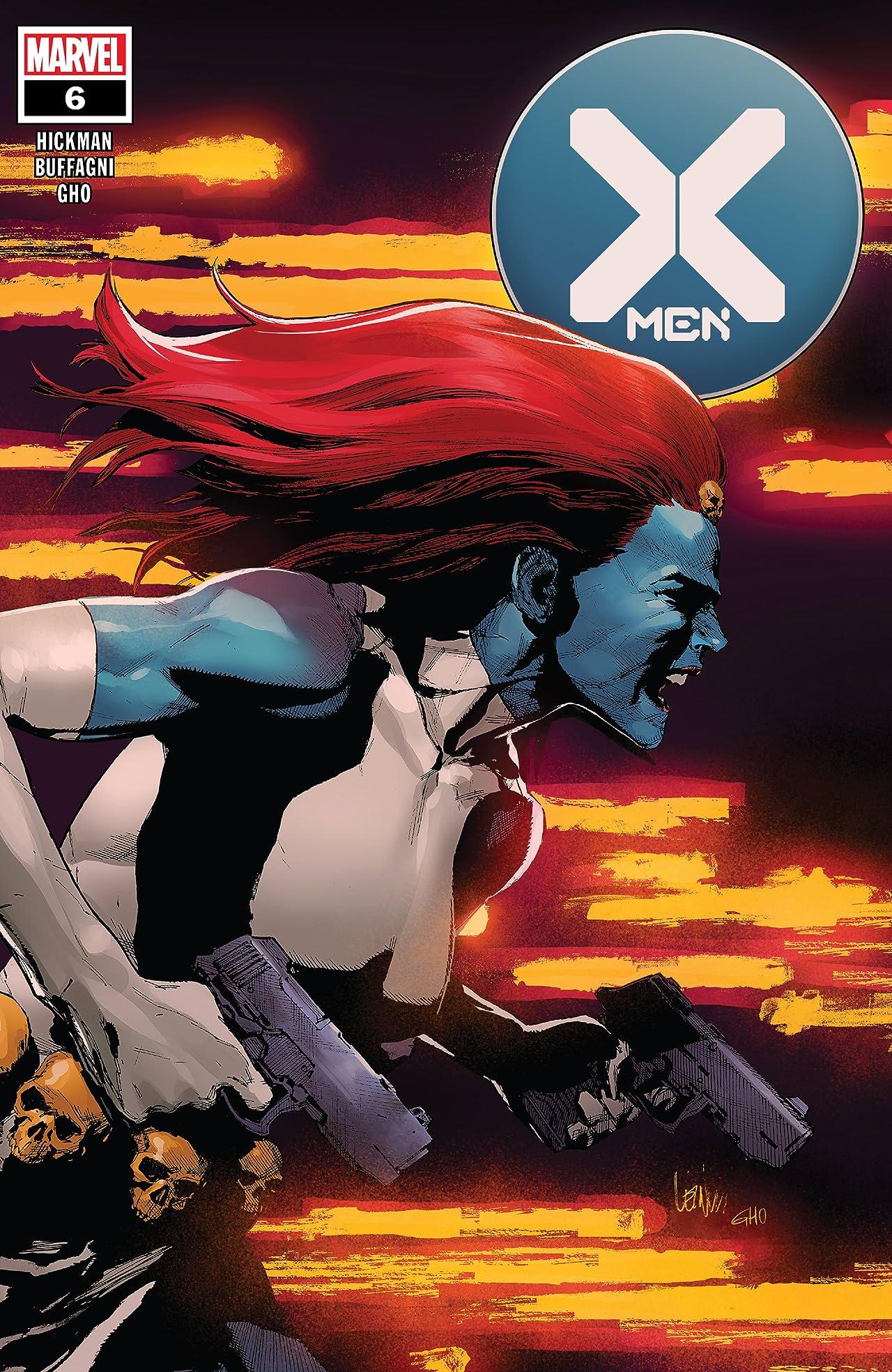 X-Men (2019-) No.6