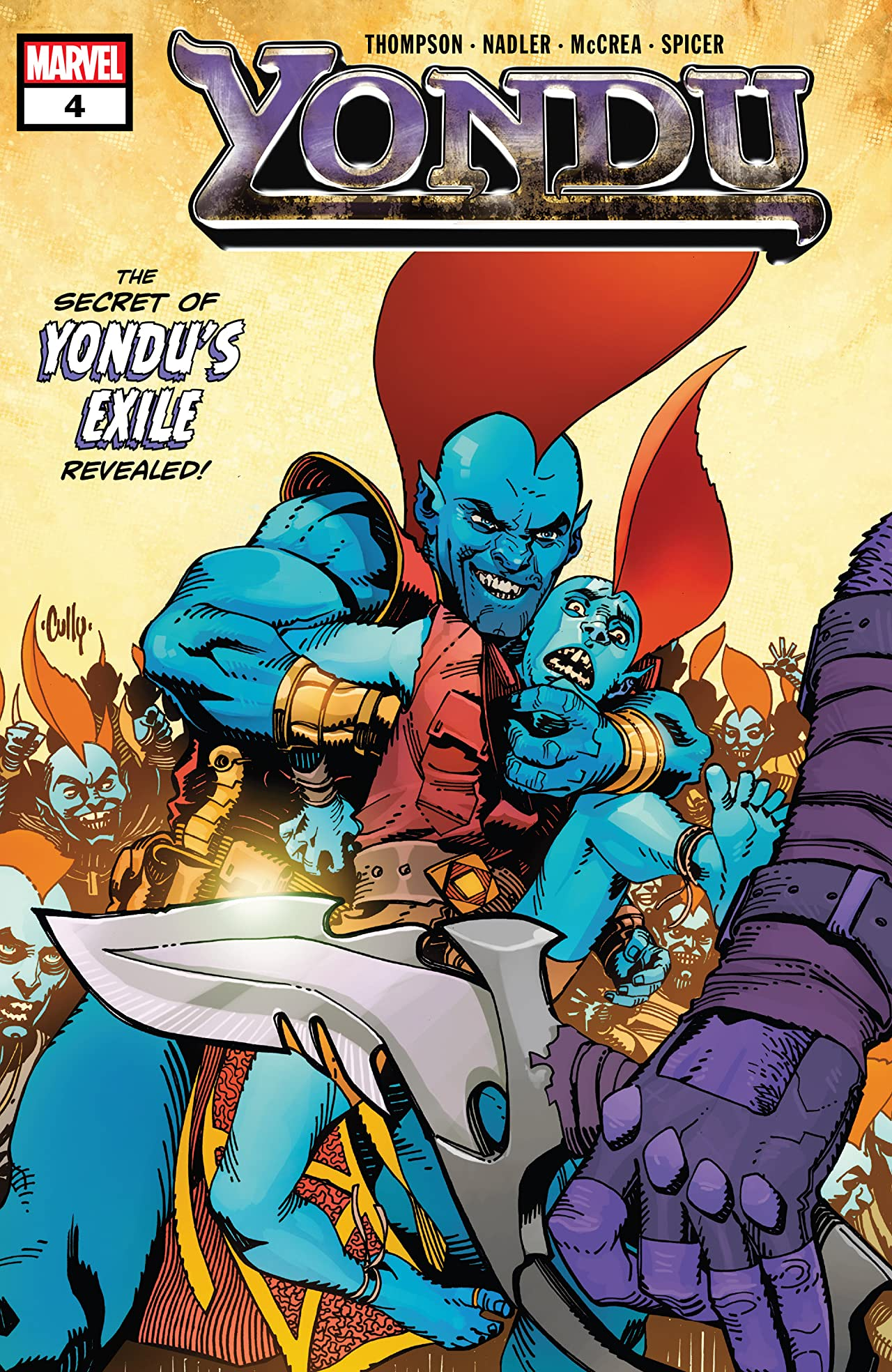 Yondu (2019-) #4 (of 5)