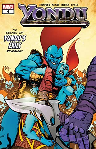 Yondu (2019-2020) #4 (of 5)