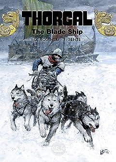 Thorgal Vol. 25: The Blade Ship
