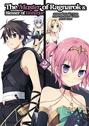 The Master of Ragnarok & Blesser of Einherjar Vol. 2