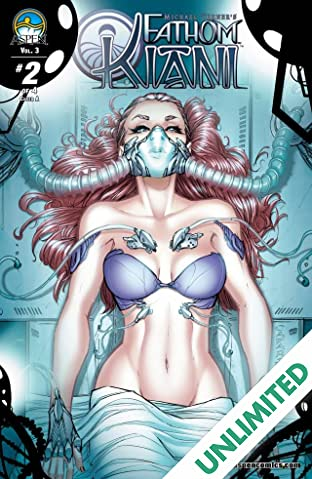 Fathom: Kiani Vol. 3 #2 (of 4)