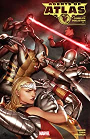 Agents Of Atlas: The Complete Collection Tome 2