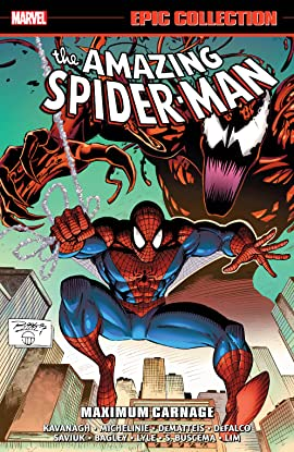 Amazing Spider-Man Epic Collection: Maximum Carnage