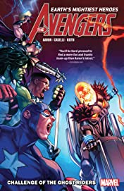 Avengers by Jason Aaron Tome 5: Challenge Of The Ghost Riders