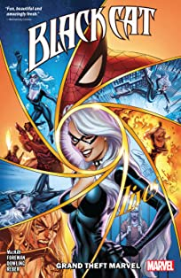 Black Cat Vol. 1: Grand Theft Marvel
