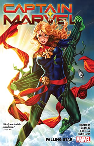 Captain Marvel Tome 2: Falling Star