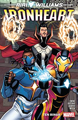 Ironheart Vol. 2: Ten Rings