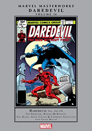 Daredevil Masterworks Vol. 14