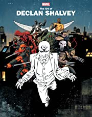 Marvel Monograph: The Art Of Declan Shalvey