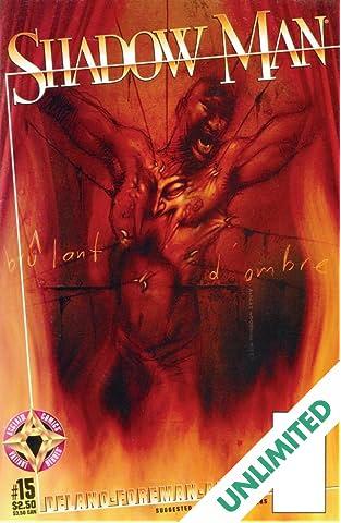 Shadowman (1997-1998) #15