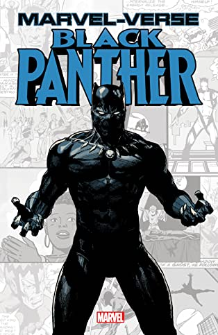Marvel-Verse: Black Panther