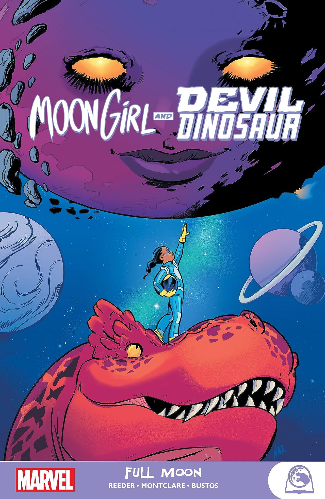 Moon Girl And Devil Dinosaur: Full Moon