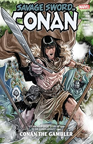 Savage Sword Of Conan: Conan The Gambler