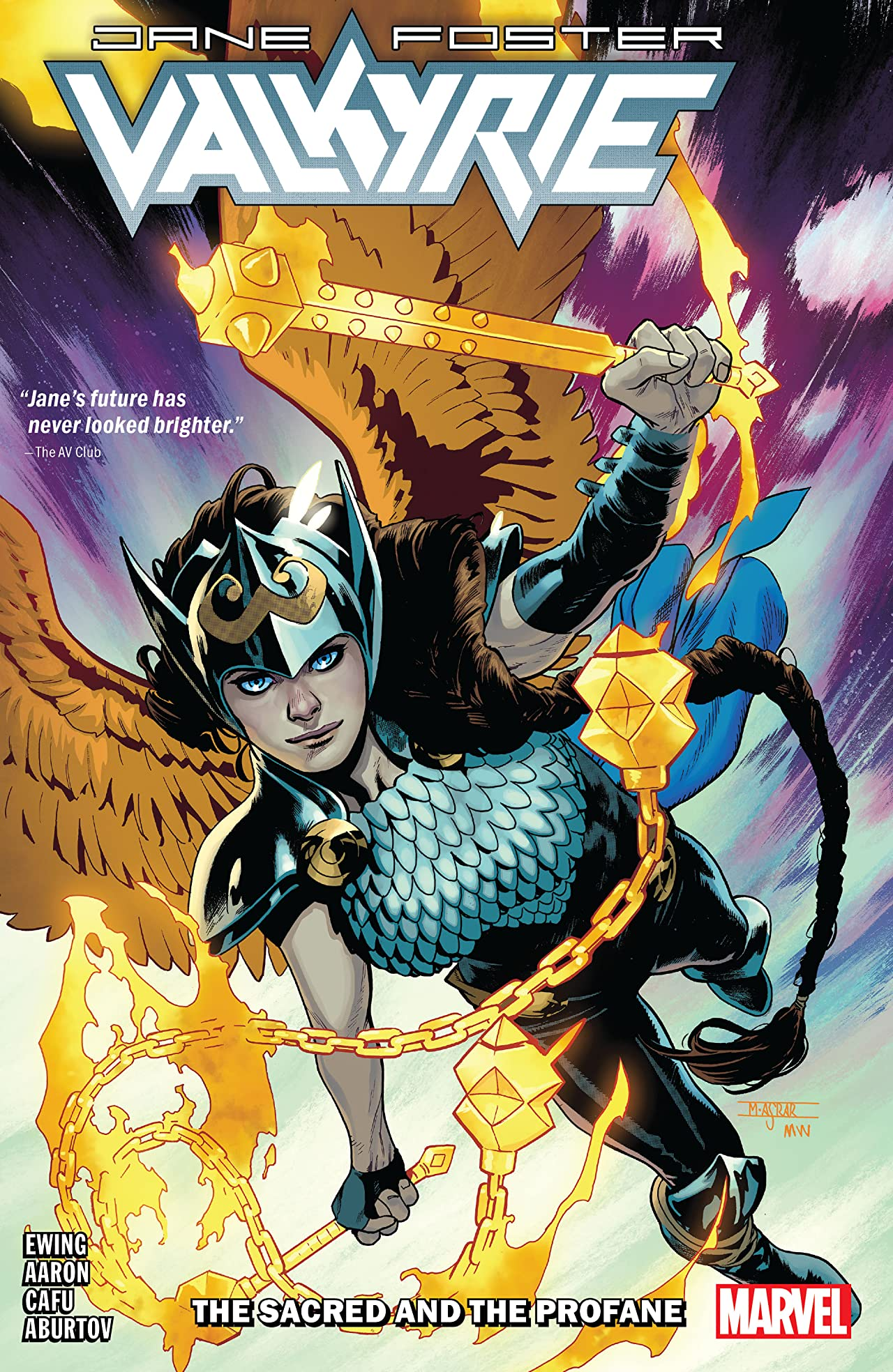 Valkyrie: Jane Foster Vol. 1: The Sacred And The Profane