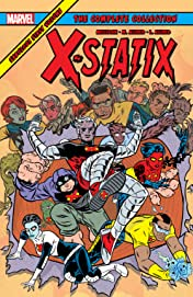 X-Statix: The Complete Collection Vol. 1