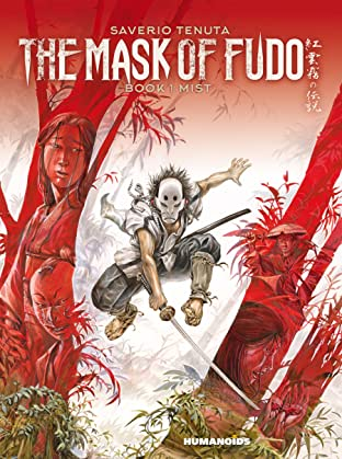The Mask of Fudo Tome 1